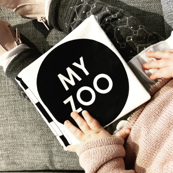 Baby Books My Zoo