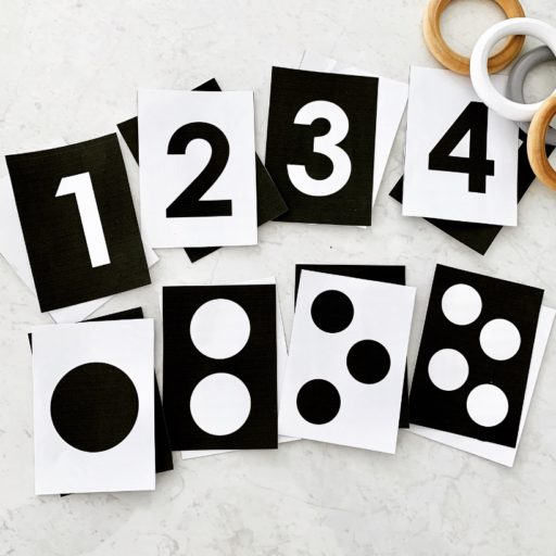 My Flash Cards – Number Sequencing 1-10